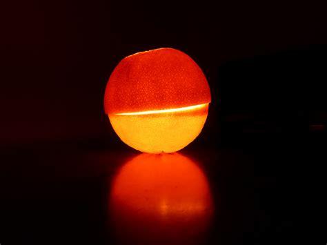 Orange Candle Orange Candle I Tuesdays