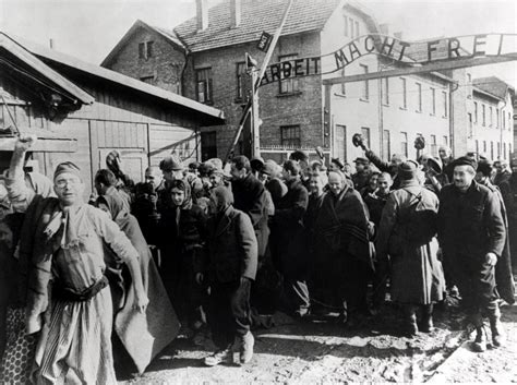 Worst Snowstorm In History 70th Anniversary Of The Auschwitz Liberation Photos