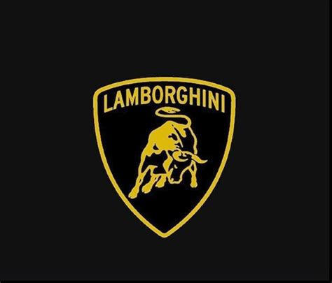 lamborghini symbol on car lamborghini car logo
