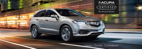 acura preowned acura certified pre owned warranty acura of brookfield