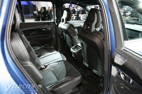 r design xc90 interior picture of 2016 volvo xc90
