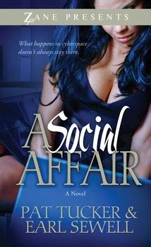 a social affair book by pat tucker earl sewell
