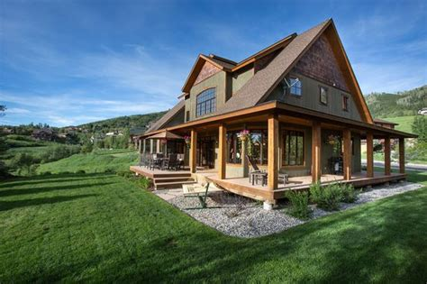 barn style house plans with wrap around porch barn style house plans wrap around porches and barn style