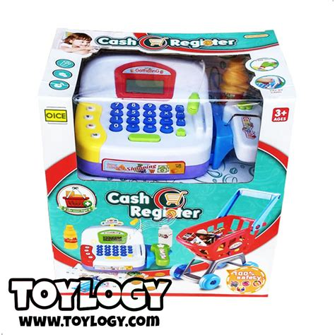 Mainan Mesin Kasir Register mainan mesin kasir di surabaya mainan oliv