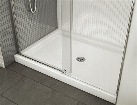 shower base valley acrylic custom size shower bases kbis pressroom