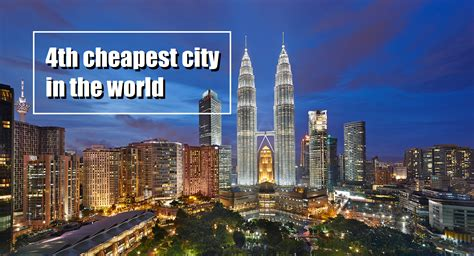 tripadvisor best cities tripadvisor rated kuala lumpur as the fourth cheapest city