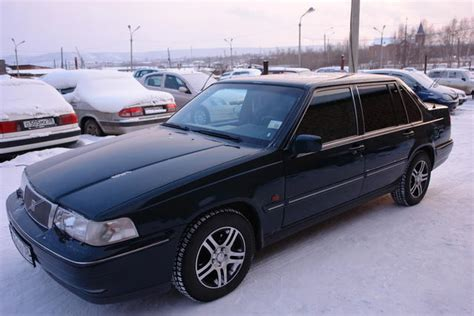 how petrol cars work 1996 volvo 960 transmission control 1996 volvo 960 pictures 2500cc gasoline fr or rr manual for sale