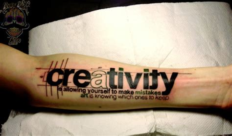 31 Creative Tattoos To Blow Your Mind Away Creativefan Creativity Tattoos Forearm Tattoos On