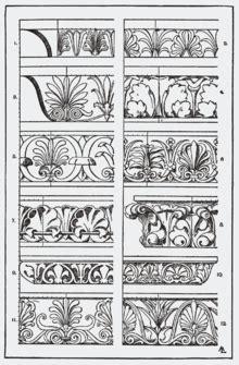 architectural pattern books history ornament art wikipedia the free encyclopedia desen