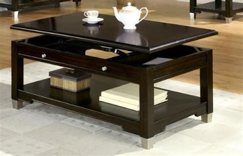 lift top coffee tables best