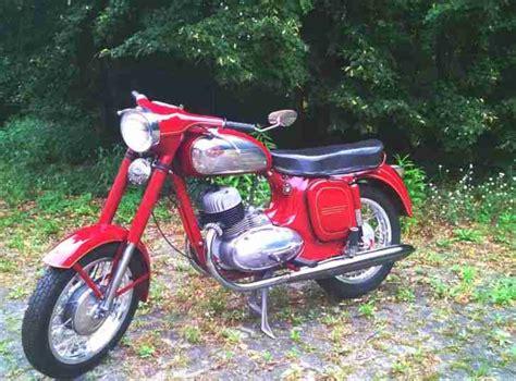 Jawa Motorrad Hersteller by Jawa 350 Typ 354 Restauriert Bestes Angebot Von Old Und