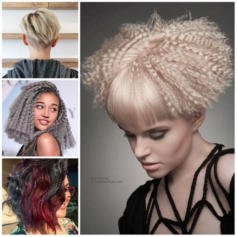 hairstyles crimped hair crimped hairstyles for short hair for 2017 2017 haircuts