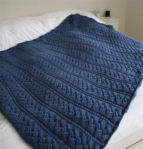 Easy Afghan Knitting Patterns In The Loop Knitting