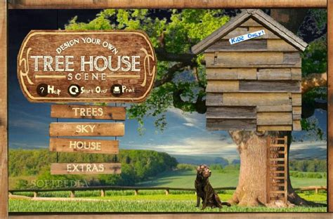 house building games tree house building download