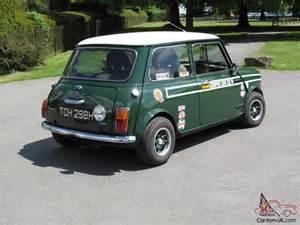 Mini Cooper S Mk2 Mini Cooper S Mk2 1969