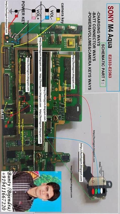 Flexibel Connector Simcard Sony Xperia M2 Dual Sim D2305 sony m4 e2333 e2363 charging problem jumper solution ways