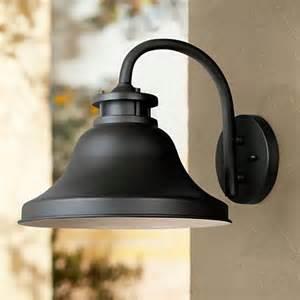 sky outdoor lighting fixtures bayport collection sky 10 1 4 quot high outdoor wall