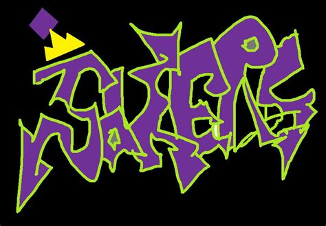 Imagenes De Joker Graffiti | joker graffiti by dk 411 on deviantart