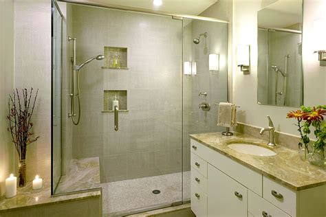Remodeled Bathrooms Ideas Atlanta Bathroom Remodels Renovations By Cornerstone