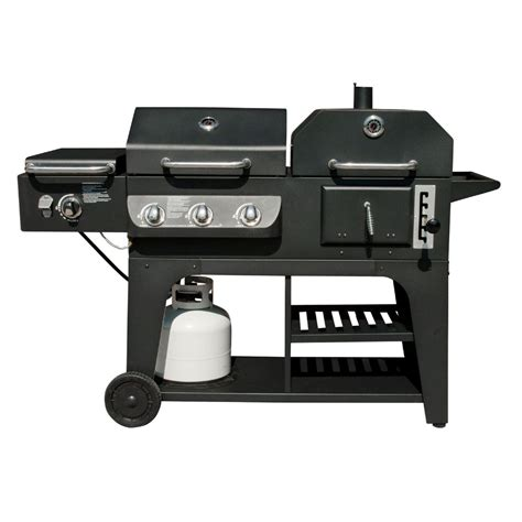 backyard grill gas charcoal combination grill bbq grill gas and charcoal combo grill for wholesale buy