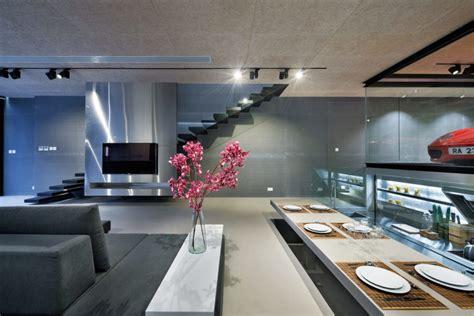 millimeter interior design creates luxury urban bachelor pad