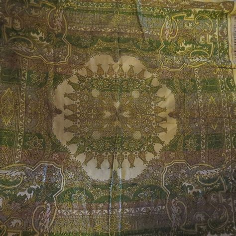 tapestry coverlet antique hand made coverlet tapestry throw 19c from 2271668