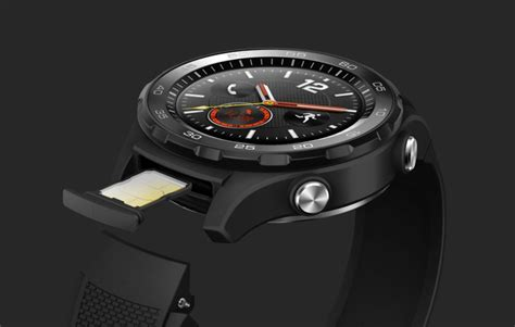 Huawei Intros Watch 2 Smartwatch, and a Porsche Design Variant