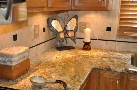 Granite Countertops by Kitchen Types Of Granite Countertops With Design How To