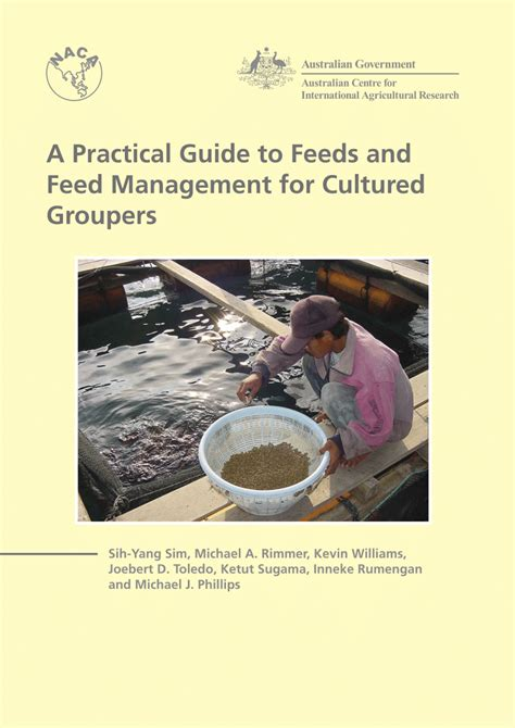 get it together cultural and practical tips to be a successful books a practical guide to feeds and feed management for culture