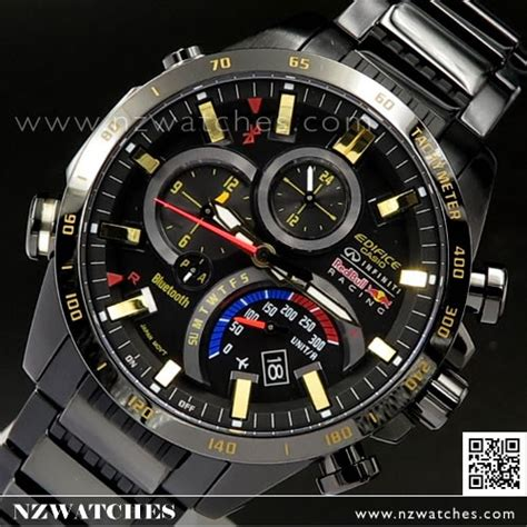 Casio G Shock Redbull Black buy casio edifice solar bluetooth smart infiniti bull