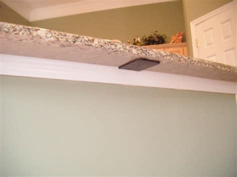 granite supports countertop brackets