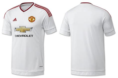 Jersey Manchester United 2015 2016 Away manchester united 2015 2016 away kits the soccer shirt