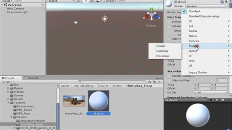 unity tutorial skybox tutorial unity 5 create hdr skybox youtube