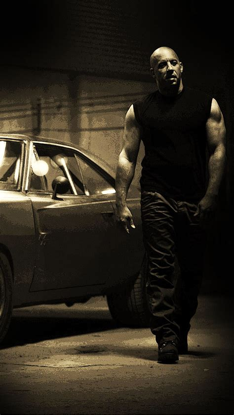 furious 7 wallpaper iphone fast furious vin diesel wallpaper for iphone x 8 7 6