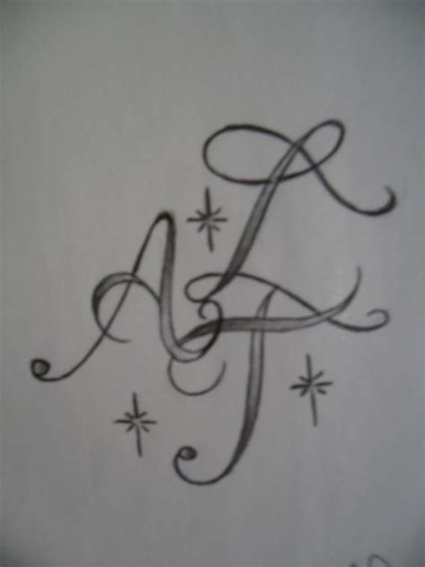 tattoo design of letter a lettering and alphabet by tattoosuzette on deviantart
