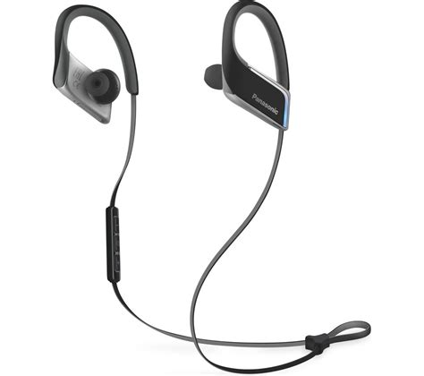 Headset Bluetooth Rp panasonic rp bts50e k wireless bluetooth headphones black deals pc world