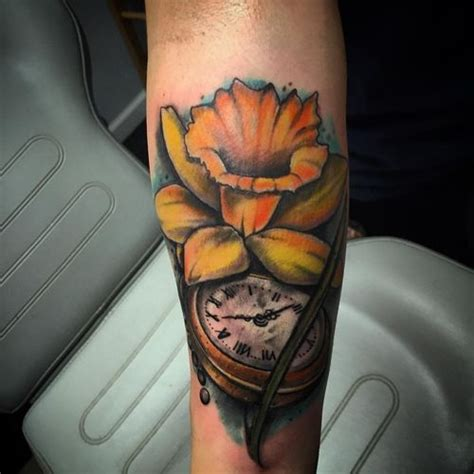 white tattoo near me 100 40 cool daffodil flower tattoos best 25 arm