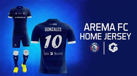 Jersey Arema Fc arema fc home jersey