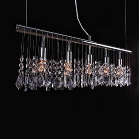 Esszimmer Le Mit Kristallen by Pendelleuchte Kristall Glas Pendelleuchte Modern