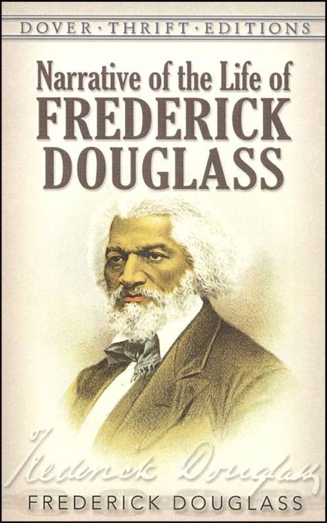 biography of frederick douglass narrative of the life of frederick douglass product