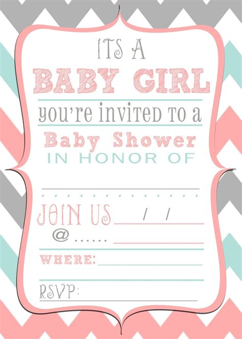 Create A Baby Shower Invitation by Baby Shower Invitations Free Printable Theruntime