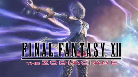 Kaset Ps4 Xii The Zodiac Age xii the zodiac age quot hd remaster quot announcement trailer ps4 exclusive