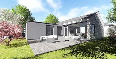 ᐅ bungalow typ 1 mit 129 qm - Architekten Bungalow