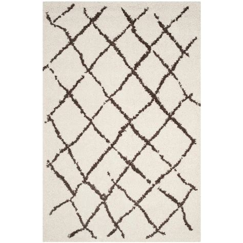 berber area rug home depot safavieh berber shag brown 8 ft x 10 ft area rug ber162a 8 the home depot