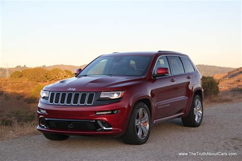 2014 jeep grand cherokee review 2014 jeep grand cherokee srt with video the