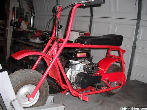 doodlebug mini bike kmart baja doodle bug 250