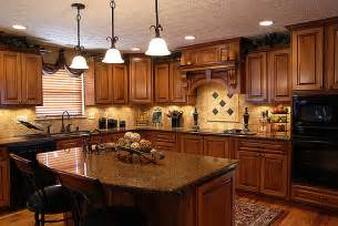 Photos Of Kitchens With Oak Cabinets Kitchen Floor Ideas With Oak Cabinets Best Home