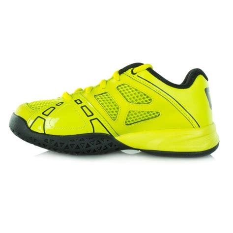 wilson pro tennis shoes lime black