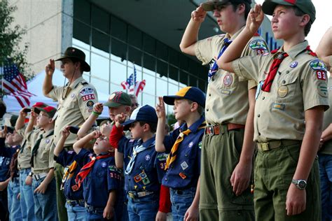 The Scout by Boy Scouts Of America To Accept Transgender Applicants