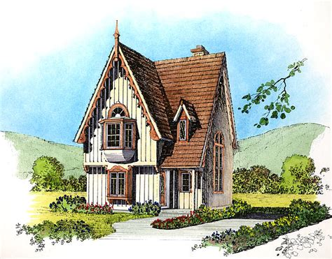 gothic revival home plans gothic revival cottages ferrebeekeeper